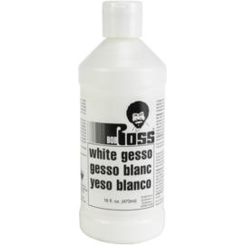White 16oz Gesso