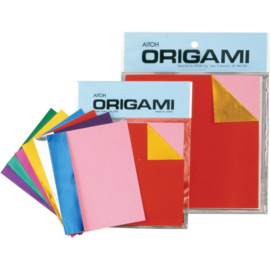 Origami Paper Double-Sided