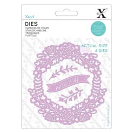 Dies With Love Wreath