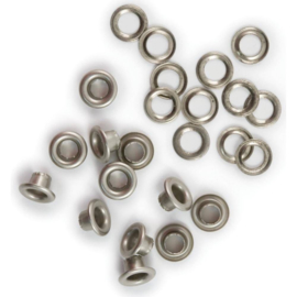 Eyelet & washer standard nickel
