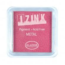 Inkpad Izink Pigment Metal Pink Small