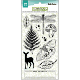 Fernwood Acrylic Stamps Documented