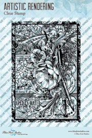 Compositions Artistic Rendering Clear Stamp