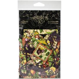 Fruit & Flora Cardstock Die-Cut Assortment