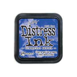 Blueprint Sketch Distress Ink Pad