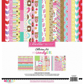 "My Candy Girl Collection Kit 12""X12"""