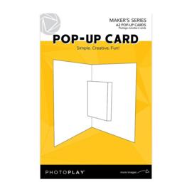 Maker Series Pop-Up Card (6) A2 Cards