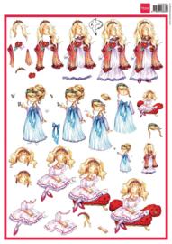 3DHM062 Snoesjes princess