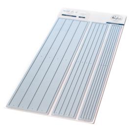 Essentials Die Set Slim Stripes