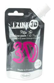 Izink 3D Texture Paste Geranium