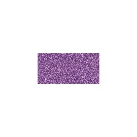 Glitter Cardstock Grape