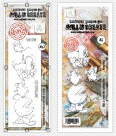 Dies #006 And Stamp #167