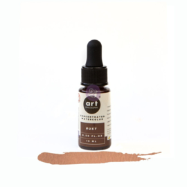 Watercolor Concentrate Rust .5oz