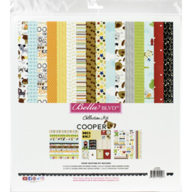 "Cooper Collection Kit 12""X12"""