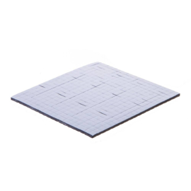 3D Foam Pad Black 5x5x3 mm