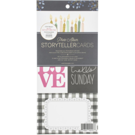 Storyteller PhotoAlbum Cards & Frames Pad