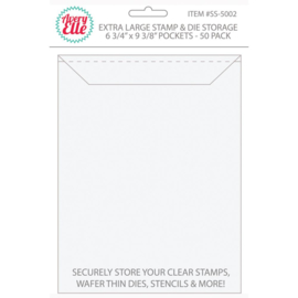 Stamp & Die Storage Pockets Extra Large