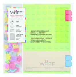 WAFF Creative Journal Kit A5 Green