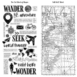 Vintage Artistry Anywhere Washi Tape