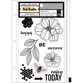 Wildflower & Honey Stamps & Dies