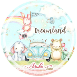Dreamland Washi Tape 15mm
