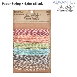 Paper strings stripes