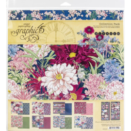 """Blossom Collection Pack 12""""X12"""""""