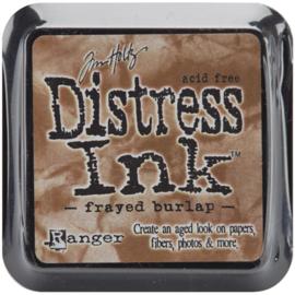 Frayed Burlap Distress Ink Pad
