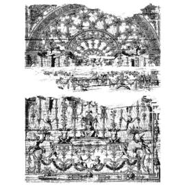 Cling Stamps Renaissance