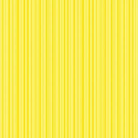 Patterned single-sided yellow stripe