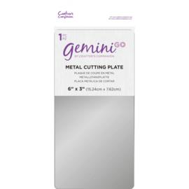 Gemini Go Accessoires - Metal Cutting Plate