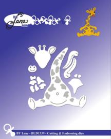 Cutting & Embossing Dies Giraf