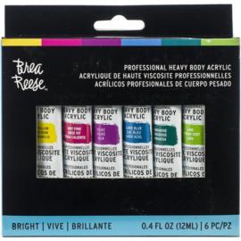 Acrylic Paint Bright 6st.