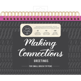 Small Brush Workbook Connections/Greetings