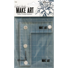 Make Art Perfect Stamp Positioner Set