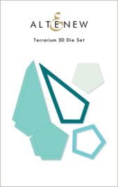 3D Die Set Terrarium