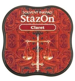 SZM-23 StazOn midi Claret