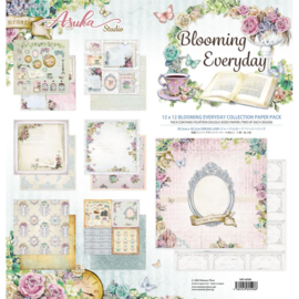 "Blooming Everyday Collection Pack 12""X12"""
