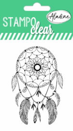 Clear Stamp Dream Catcher