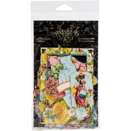 Ephemera Queen Cardstock Die-Cut Assortment