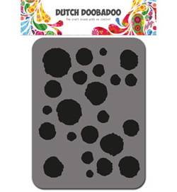 Foam Stamp Dots