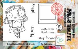 #514 - A7 Stamp Set
