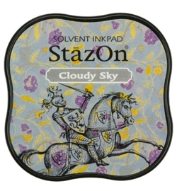 SZM-34 StazOn midi Cloudy Sky