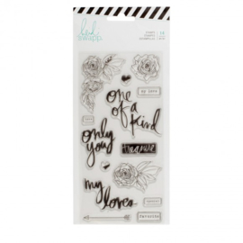 Magnolia jane clear stamp only you
