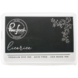Premium Dye Ink Pad Licorice