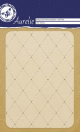 Little Stitches Background Embossing Folder