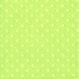 Dotted Swiss Celtic green