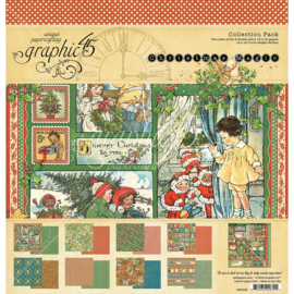 Christmas Magic Collection Pack 12x12 Inch
