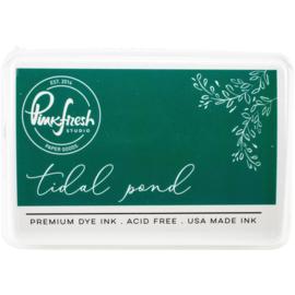 Premium Dye Ink Pad Tidal Pond