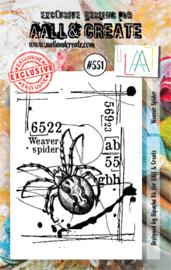 #551 - A7 Stamp Set